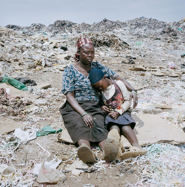 Kenya , Eldoret Dump – Living and Working  in Poverty
